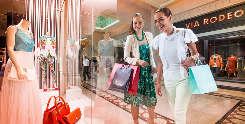 Your Guide to Atlantis The Palm - Shop Until You Drop At Atlantis The Palm   The Vacation Builder