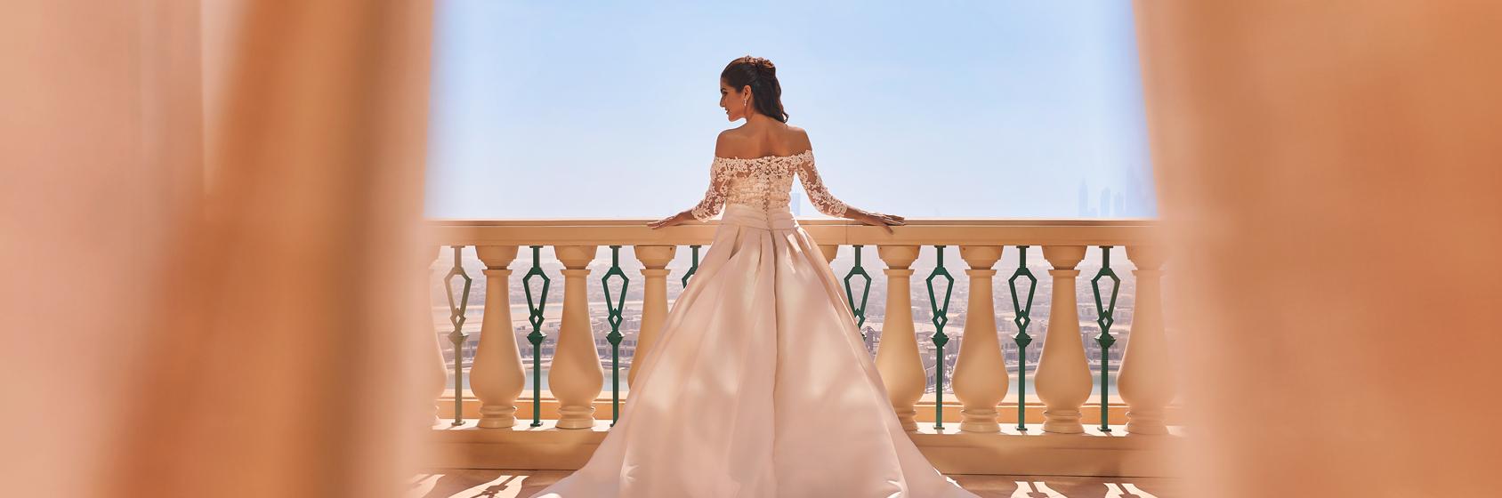 Celebrate Your Wedding at Atlantis, The Palm