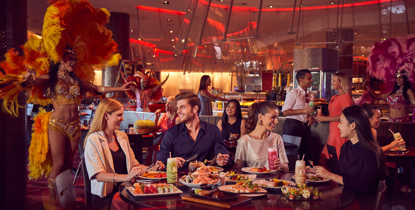 There Is No Better Place To Brunch Than At Atlantis, The Palm