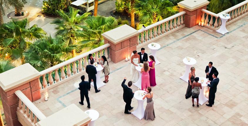 Celebrate Your Wedding At Atlantis The Palm