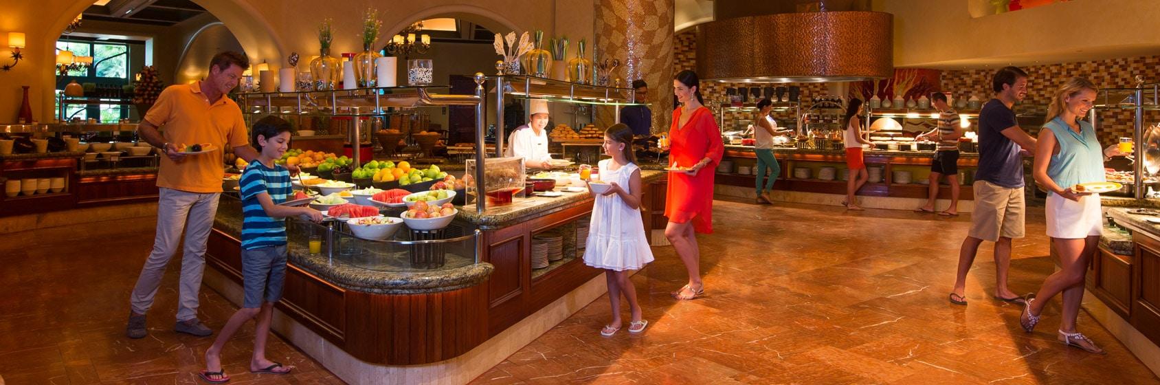 Atlantis, The Palm's Best Buffet Breakfast