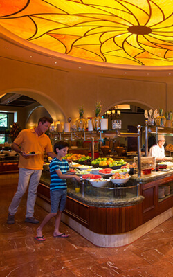 Atlantis, The Palm's Best Buffet Breakfast