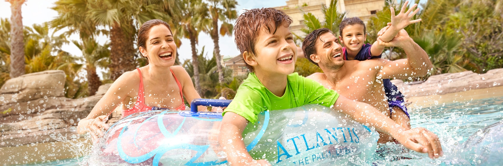There is No Time like Summertime in Atlantis, The Palm!