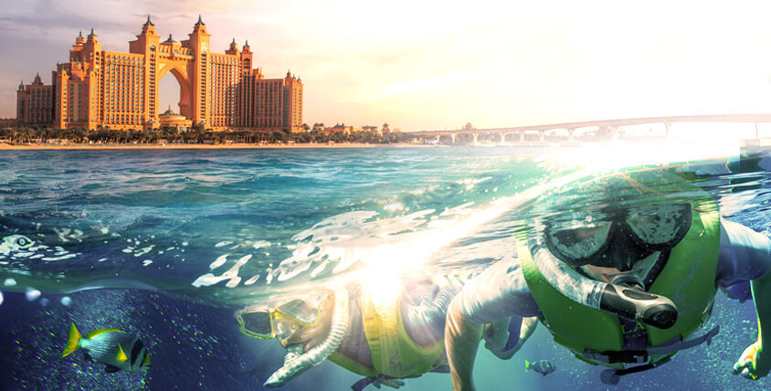 Enjoy a Gift On Us When You Stay at Atlantis, The Palm