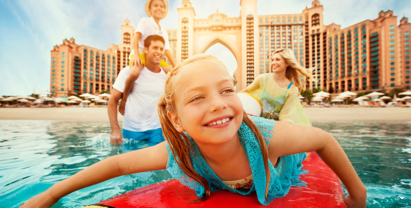 Emirates Skywards benefits at Atlantis, The Palm