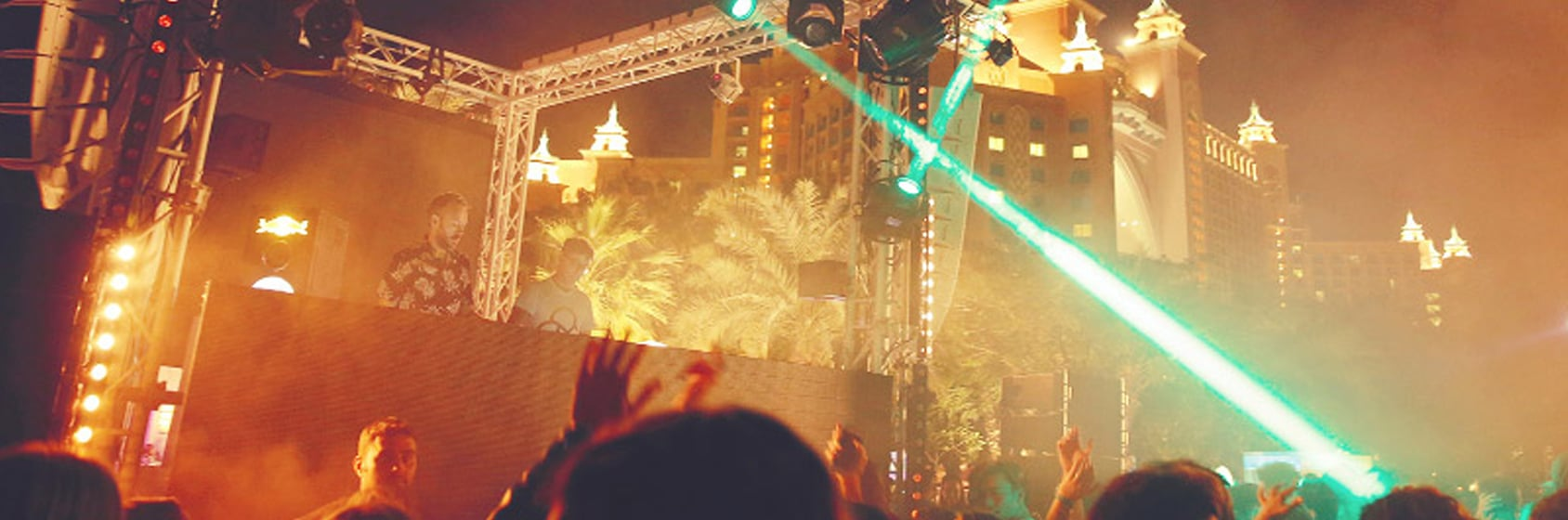 Nasimi Nights – What's On!