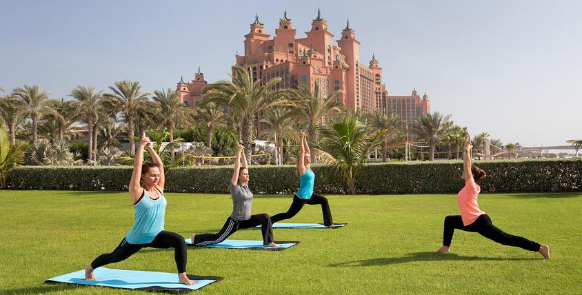 ShuiQi Fitness Yoga