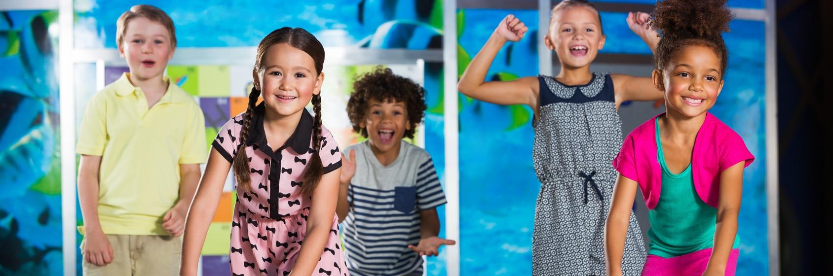 Atlantis, The Palm's five fabulous Summer Camp programmes for Kids