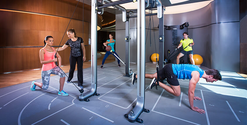 Keep Up Your Fitness Resolutions At Atlantis