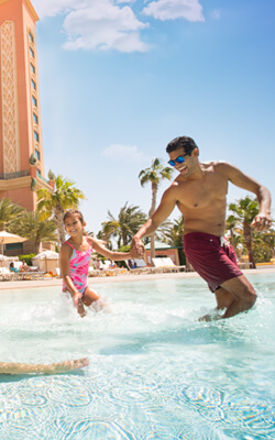 Discover All the Family-friendly Features of Atlantis, The Palm