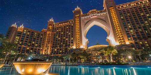 Eid At Atlantis