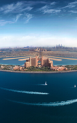 Design and Art at Atlantis, The Palm