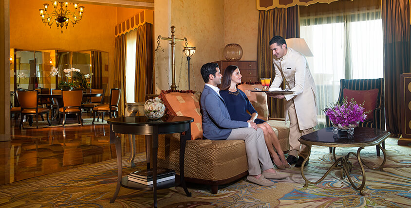 Your Guide to Luxury – Inside the Grand Atlantis Suite