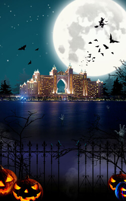 Halloween in Dubai: Atlantis Halloween Activities & Events