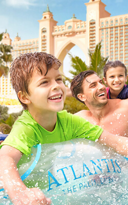 Atlantis Aquaventure Waterpark Reopens for Day Visits!