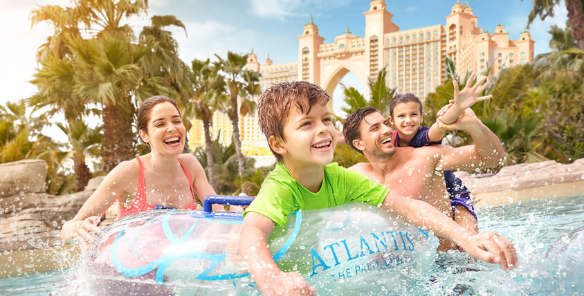Make the Most of Emirates Skywards Atlantis 2017 Offer at Atlantis, The Palm