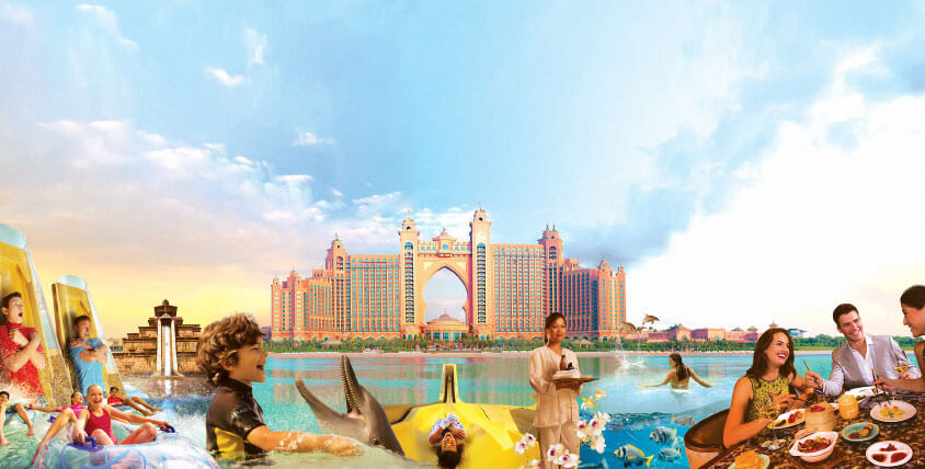 UAE Residents Special Offers: Atlantis The Palm Offers Special Rates & Exclusive Savings for UAE Residents!