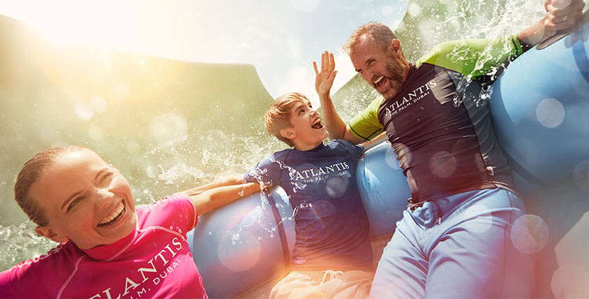 Enjoy unlimited fun all season long at Aquaventure Waterpark with a 3-Month Season Pass!