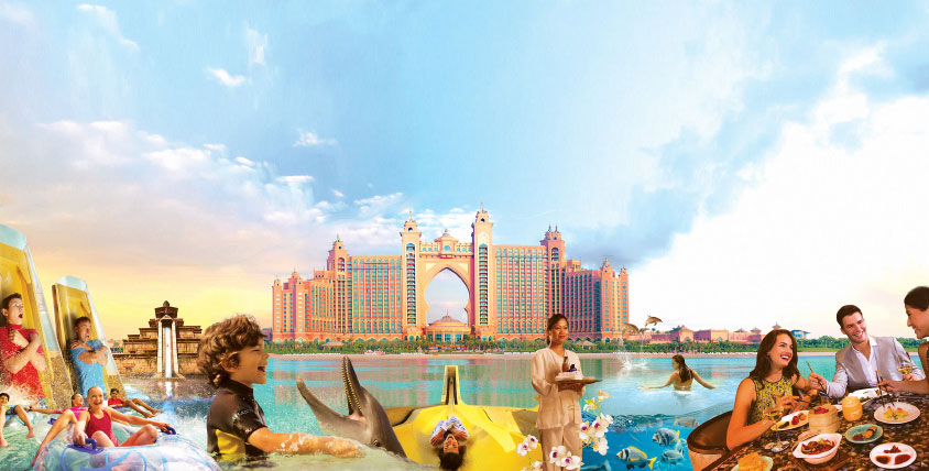 Atlantis the palm for Dubai hotel deals for residents