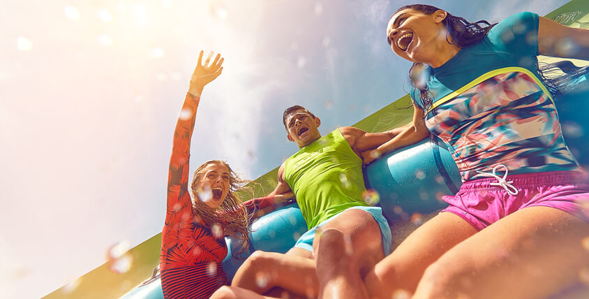 Discover why You are Different in Water at Atlantis, The Palm