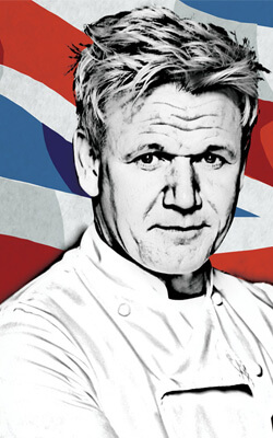 Tuck into Chef Gordon Ramsay's Saturday Roast Revolution at Bread Street Kitchen in Atlantis Dubai