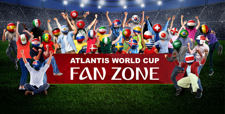 A Football Fan's Guide to World Cup Fan Zone at Atlantis, The Palm