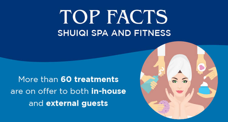 Top Facts About ShuiQi Spa & Fitness Centre In Atlantis, The Palm