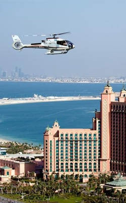 Elevate Your Dubai Holiday Experience with a Helicopter Tour at Atlantis, The Palm
