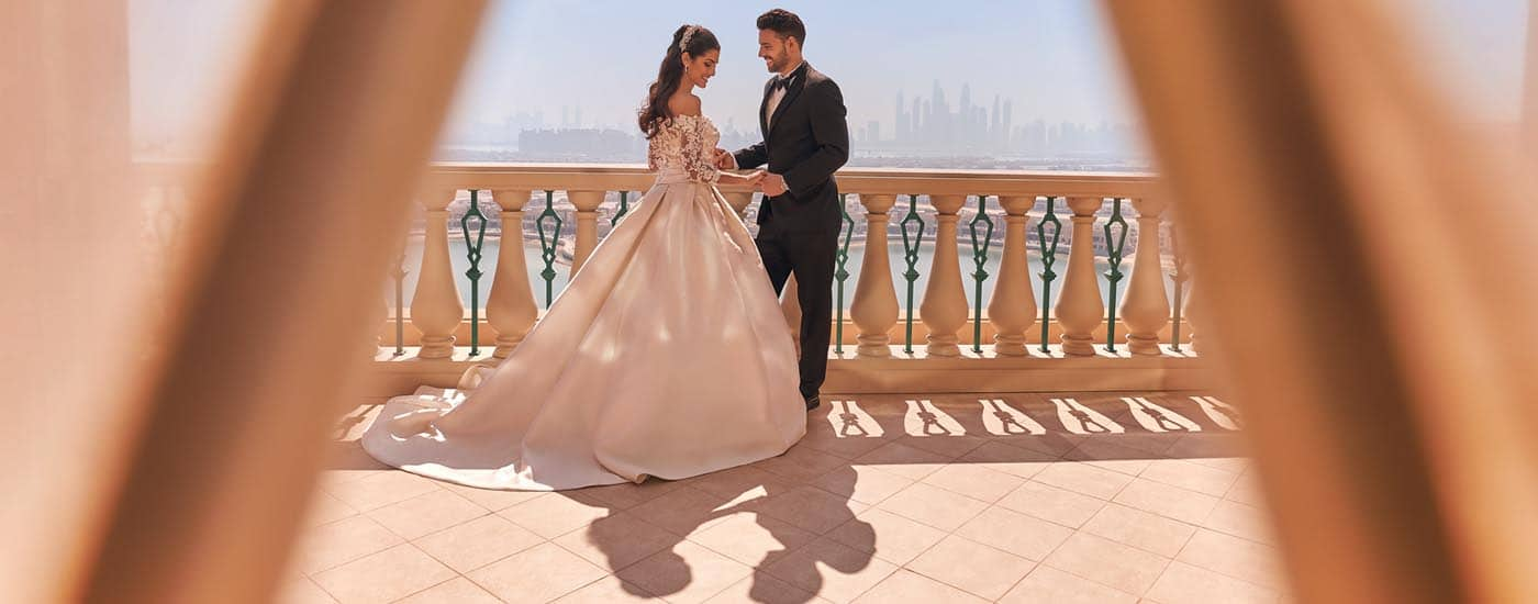 Make Your Dream Wedding in Dubai a Reality at Atlantis, The Palm