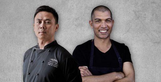 atlantis-culinary-month-four-hands-dinner -chef-raymond-x-reuben-seafire-steakhouse
