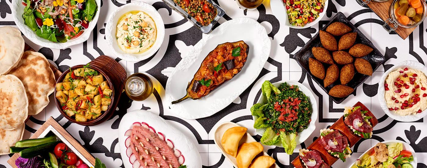 Chef Ali El Bourji Shares A Special Recipe for Ramadan