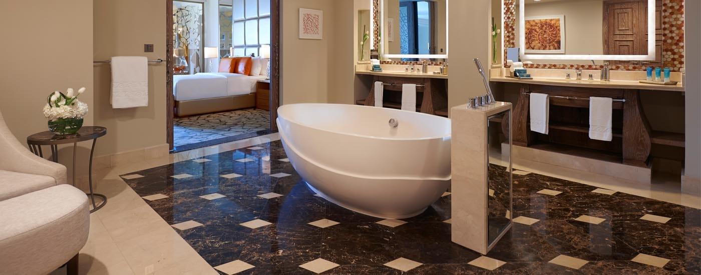 About Atlantis Club Suites: The Best Family Suites in Dubai Only at Atlantis Dubai!