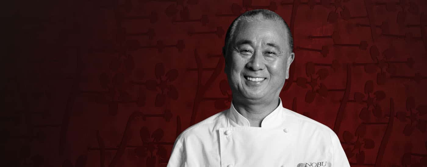 Atlantis Kitchen Secrets: Nobu Matsuhisa's New Style Salmon Sashimi Recipe