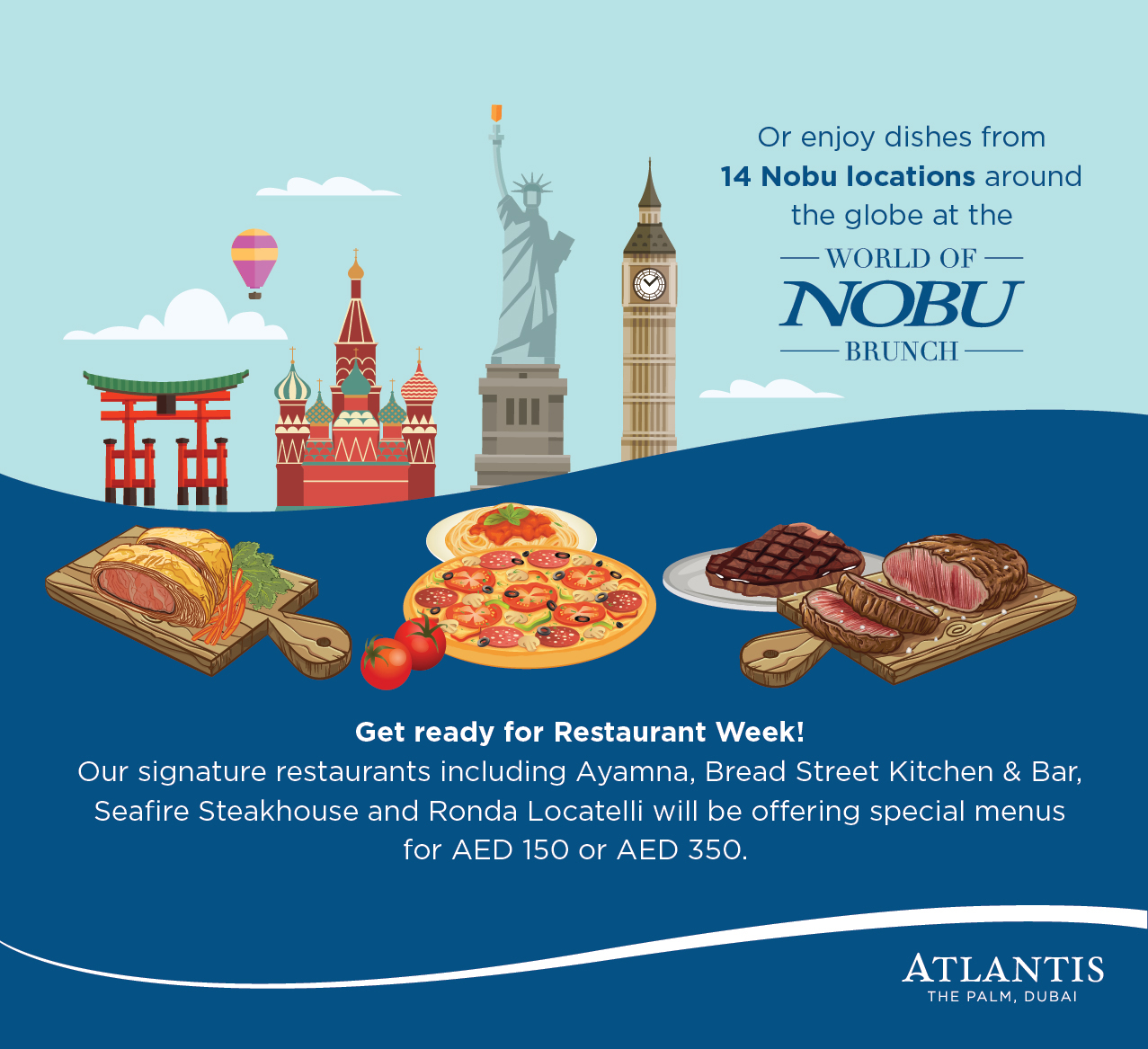 culinary-month-chef-nobu-atlantis-restaurant-week-in-dubai