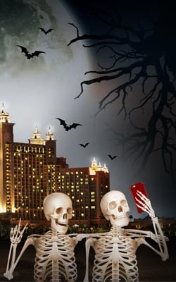The 3rd Atlantis Halloween Spooktacular: Halloween 2018 Haunts & Happenings in Dubai