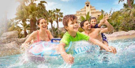 family-at-aquaventure