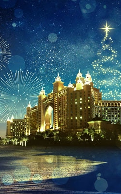 7 Amazing Facts About Atlantis' Festive Season Celebrations
