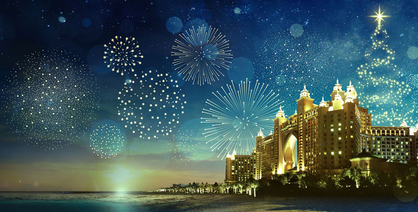 Enjoy an Unforgettable Festive Celebration in Dubai at Atlantis, The Palm
