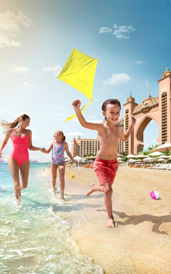 Discover All the Ingredients for the Perfect Family Staycation in Dubai