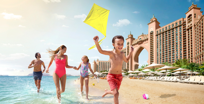 The Perfect Family Itinerary for Three Days of Festive Fun at Atlantis Dubai