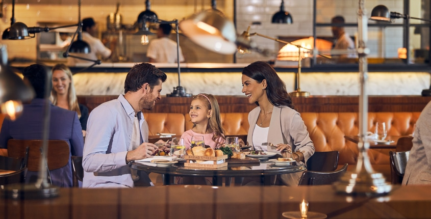 The Best Indoor Brunch Places in Dubai's Atlantis, The Palm