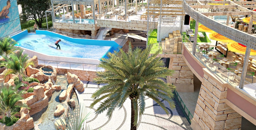 Inside Wavehouse: Atlantis Dubai's Newest Family Entertainment & Recreational Venue
