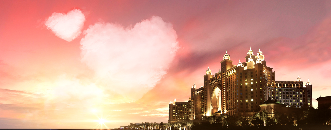 Valentine\'s Day Offers: Romantic Dinner in Dubai | Atlantis ...