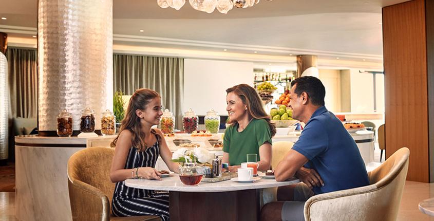 A Peek at Atlantis Dubai's Revamped Imperial Club