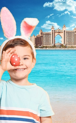 Celebrate Easter with a Family Staycation at Atlantis, The Palm