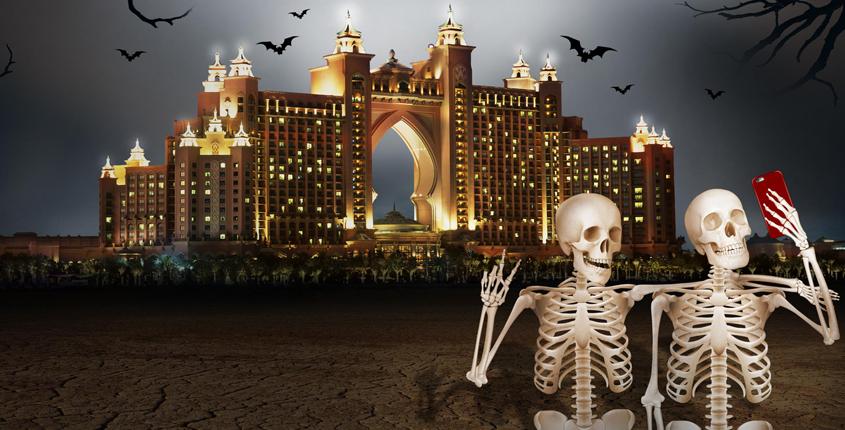 Halloween in Dubai: Atlantis Halloween 2019 Haunts & Happenings