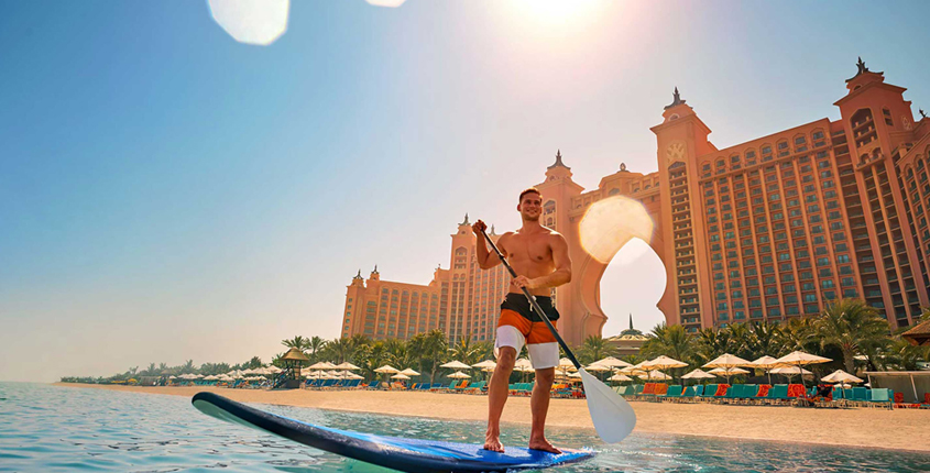 stand-up-paddle-board-dubai-fitness-challenge