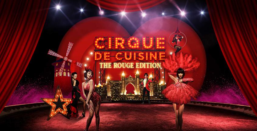A Foodie's Dream: Cirque De Cuisine, A Unique 'Dine Around' Brunch in Dubai