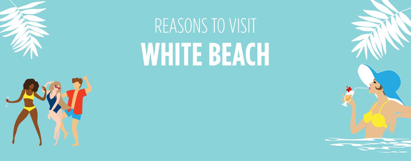 Reasons to Visit WHITE Beach at Atlantis Dubai