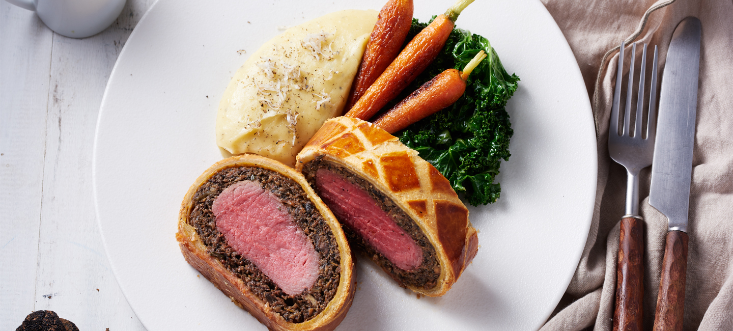 Gordon Ramsay S Beef Wellington Recipe Bsk At Atlantis Dubai